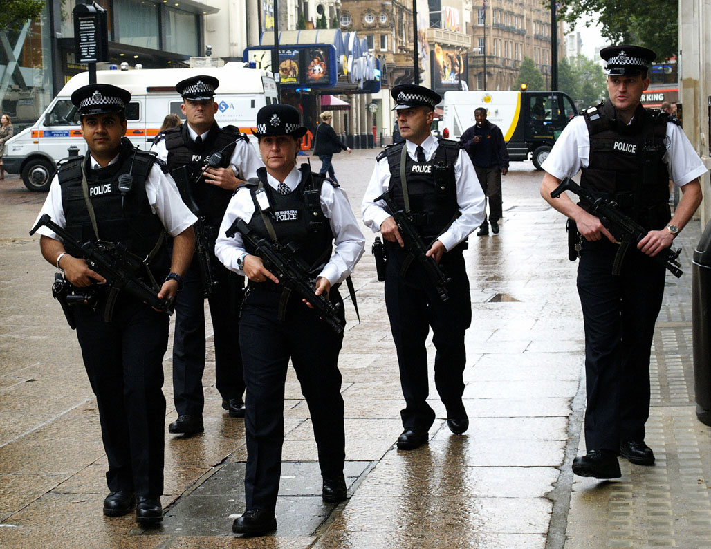 Op-Ed: Counter-terrorism – Britain's legitimacy gap