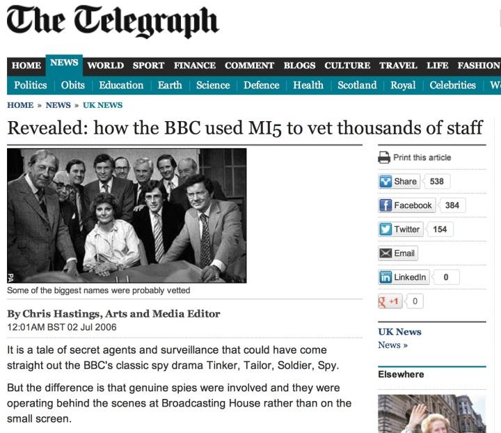 BBC MI5