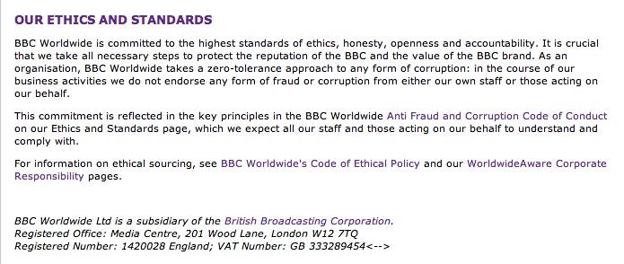BBC Worldwide 3