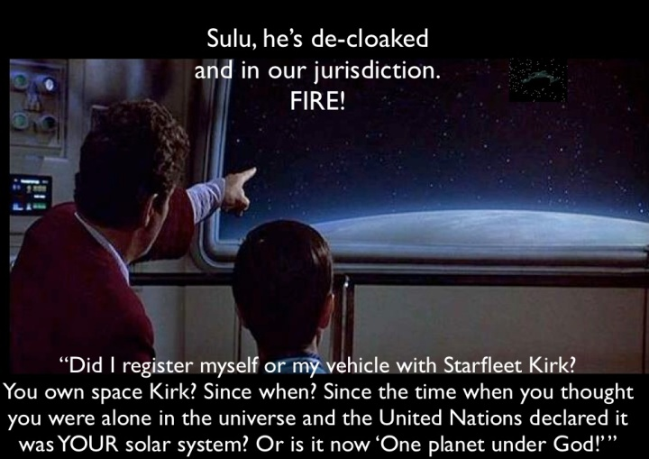 Kirk's jurisdiction