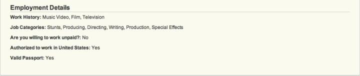 Ludgate IMDB profile