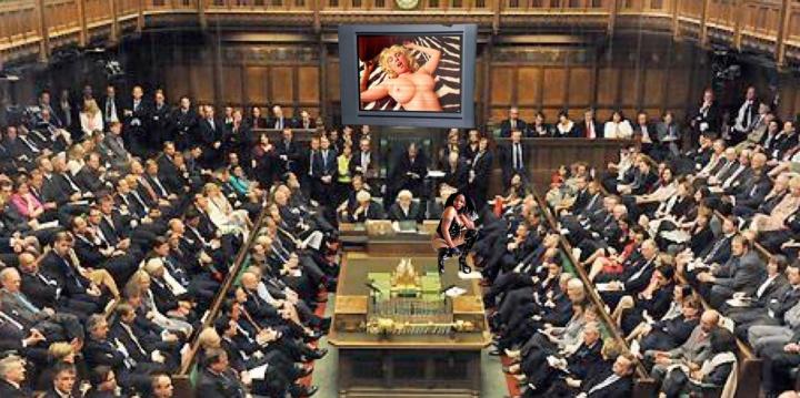 Porn in Parliament