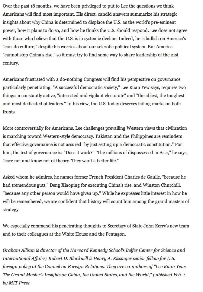 CFR Lee Kuan Yew 2