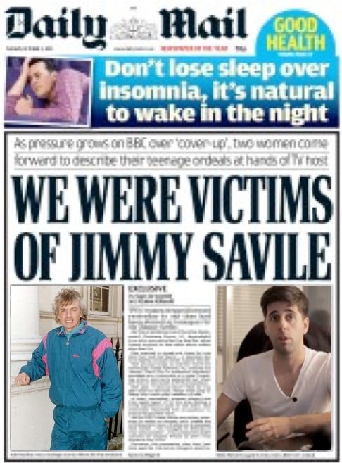Icke victim of savile