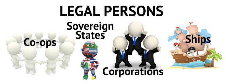 Legal persons
