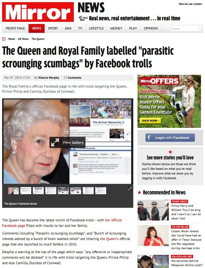 Queen parasite
