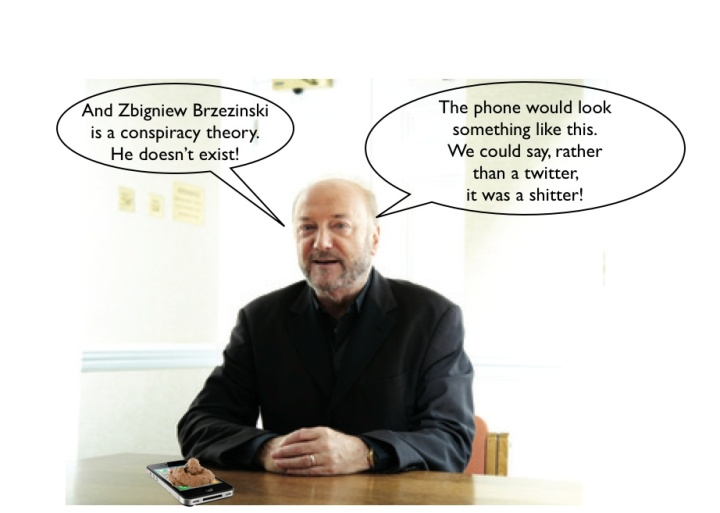 Gallow's humour!