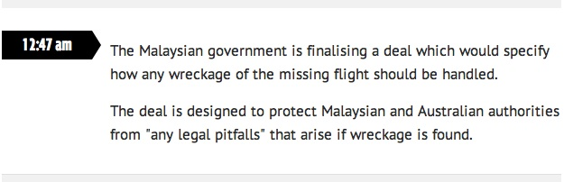 Malaysian deal