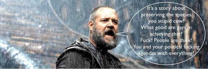 Russell Crowe's Noah