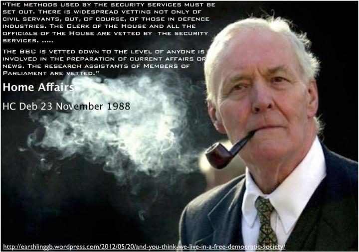 Tony Benn BBC quote
