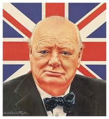 Winston Churchill. Alongside F.D. Roosevelt, a traitor to his country and yet heralded as a hero.