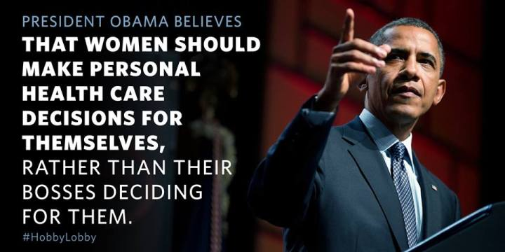 Obama women healthcare