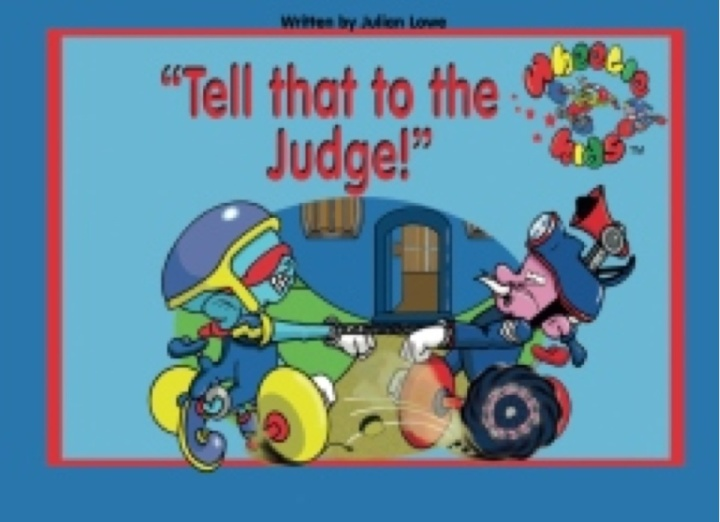 Tell that to the judge