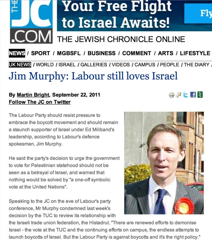 Murphy Israel