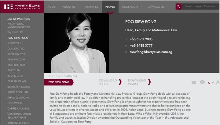 Siew Fong Foo