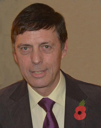 Gerald O'Brien UKIP