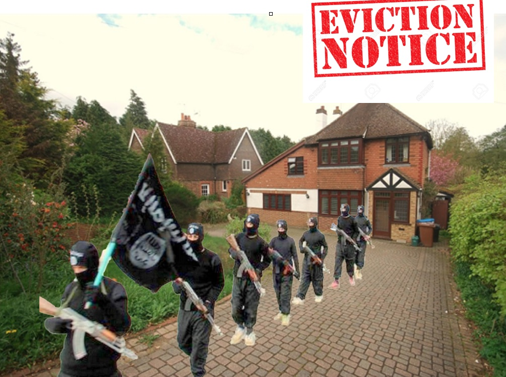 Eviction notice 3