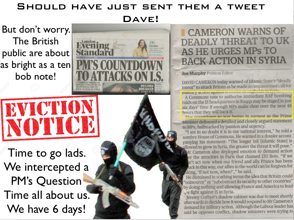 ISIS eviction 5